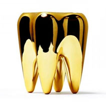Как обменять золотую коронку в ювелирном магазине